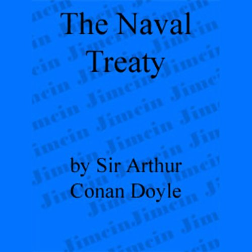 The Adventure of the Naval Treaty  cover art