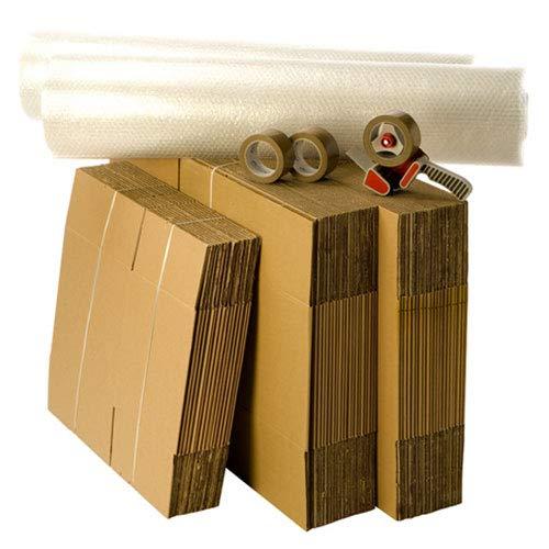 Simba Paper Design Scatole Trasloco Appartamento 90 mq