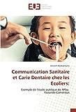 Communication Sanitaire et Carie Dentaire chez les Ecoliers:: Exemple de l'école publique de Mfou Yaoundé-Cameroun (French Edition)