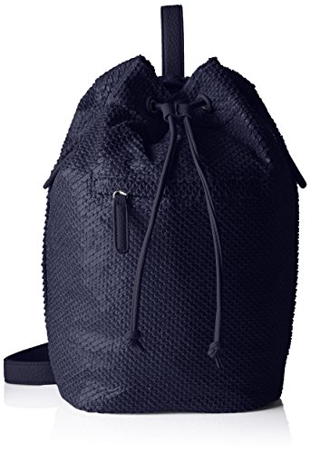 Boscha Damen Rucksackhandtaschen, Blau (midnight blue 003), 23x37x19 cm