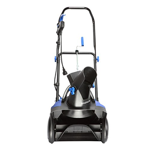 Snow Joe SJ615E Electric Single Stage Snow Thrower | 15-Inch | 11 Amp Motor