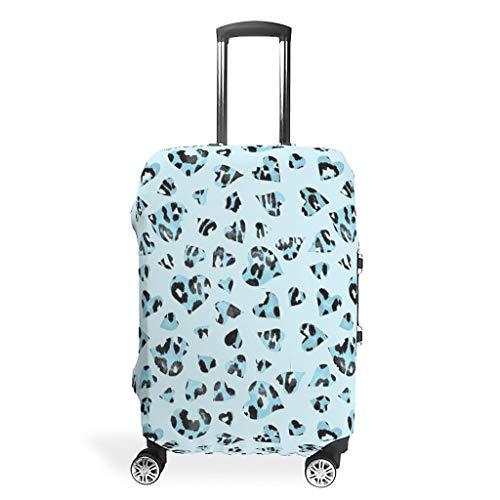 Bekende Luipaard Graan Travel Bagage Covers - Hot Stylish Multi Size fit Veel koffer