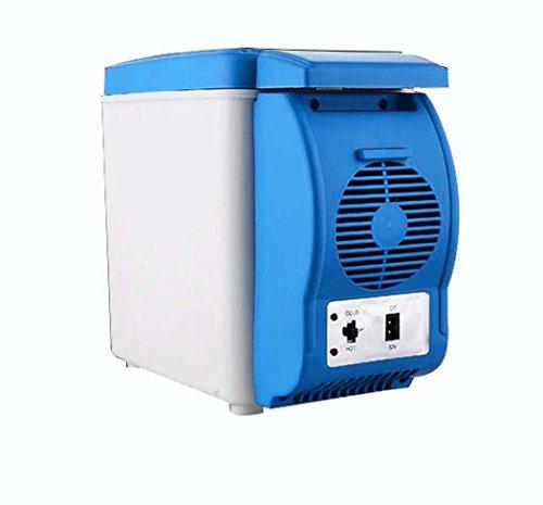 DSHBB Koelkast voor auto, mini-koelkast, koelkast, koelkast, voor auto, mini-vriezer, camping