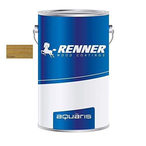 Renner 5Kg AQUARIS YO M314 finitura professionale acqua netti interno esterno (Larice opaca)