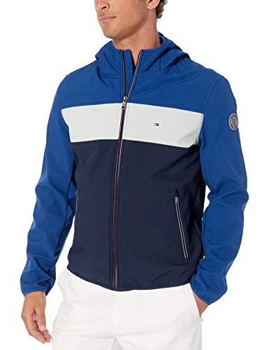 Blue and White Jackets Men's