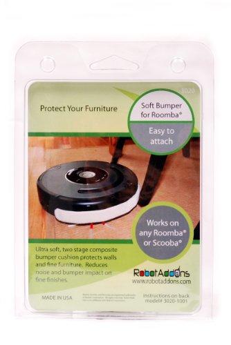 Robot Add-Ons Bumper Ultra Doux pour Roomba ou Scooba