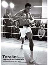 Muhammad Ali Poster People, Unframed