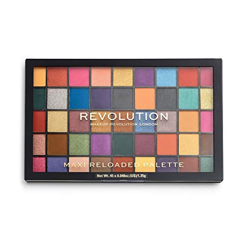 Makeup Revolution - Maxi Re-Loaded Paleta De...