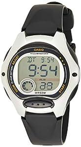 Casio Reloj Digital para Mujer de Cuarzo con Correa en Resina LW-200-1AVEG