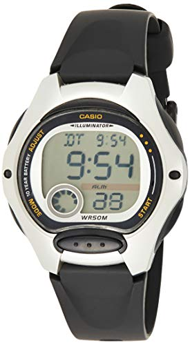 Casio Collection Kinder-Armbanduhr Digital Quarz LW-200-1AVEF