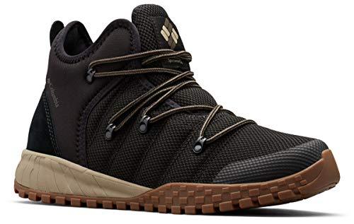 Columbia Men's Fairbanks 503 Fashion Boot, Black, mud, 10 Regular US