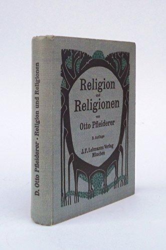 Religion und Religionen. 2. Aufl.
