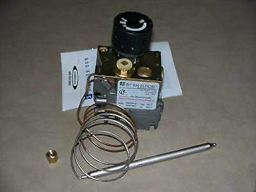Heater Fireplace Natural Gas for SIT Valve 630 Eurosit 0630513 Thermostat Control -  Greatshow
