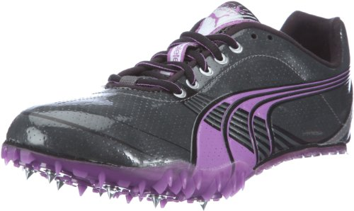Puma Complete TFX Sprint 3 Wn's 185200, Damen Sportschuhe - Running, Grau (dark shadow-steel grey 06), EU 44.5 (UK 10) (US 12.5)