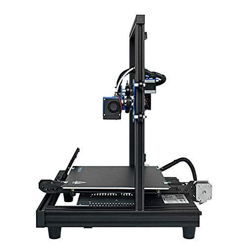 Aibecy Kit de impresora 3D TRONXY XY-2 Pro Montaje rápido 255 * 255 * 260 mm Soporte de volumen de compilación Nivelación automática Reanudar impresión Detección de agotamiento de filamento