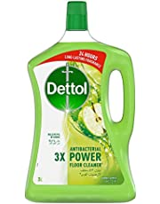 Dettol Green Antibacterial Power Floor Cleaner 3L