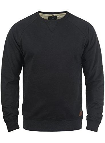 BLEND Alex 20701680ME Sweatshirt, Größe:L;Farbe:Black (70155)