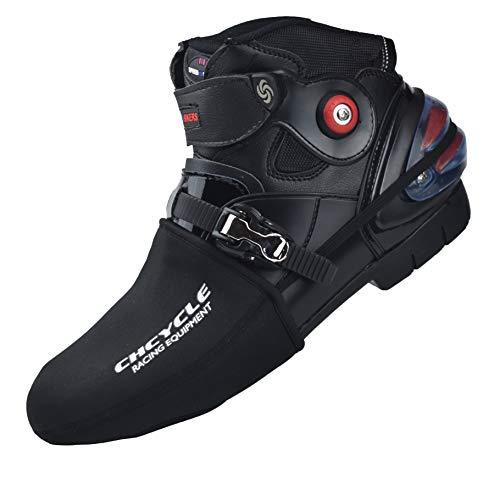 CHCYCLE Gear Shifter Protector Accesorios para Motocicletas Powersports Boots & Shoes Protector (Medium)