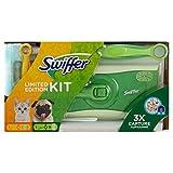 Swiffer Pack édition limitée (1balai+ 8recharges pour balai+ 1manche de...