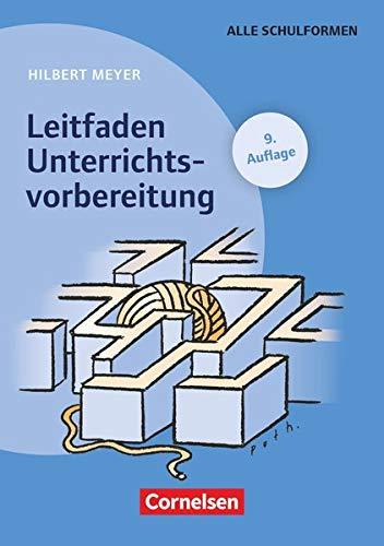 Praxisbuch Meyer: Leitfaden Unterrichtsvorbereitung (10. Auflage) - Buch