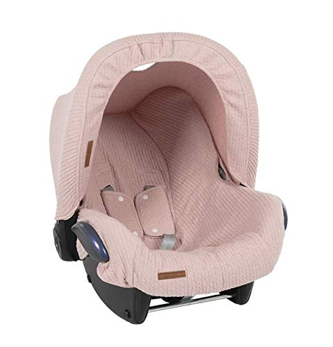 LITTLE DUTCH TE40530150 Verdeck Babyschale 0+ pure rosa