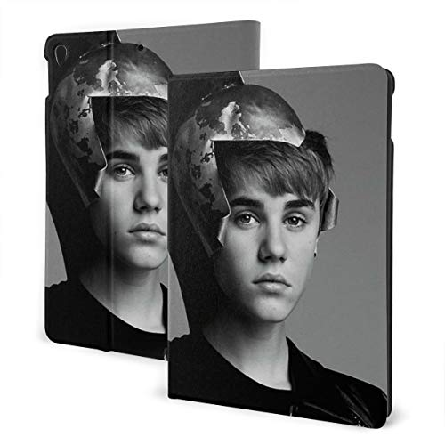 Justin -Bieber On The Clean Ultra-Thin Base Smart Cover, Suitable for Ipad 7th Gen 10.2inch, Automatic Wake/Sleep Cover Ipad Case Ipad Case Ipad Air3 10.5