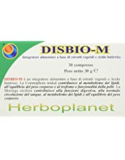 HERBOPLANET DISBIO-M 30comp, Negro, Normal