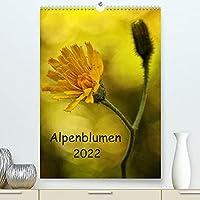 Alpenblumen 2022 (Premium, hochwertiger DIN A2 Wandkalender 2022, Kunstdruck in Hochglanz): Alpenblumen,eine kleine Reise in die Welt der Alpenflora. (Monatskalender, 14 Seiten )