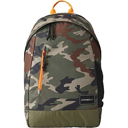 O'Neill Rugzak Backpack Moment Backpack donkergroen camouflage