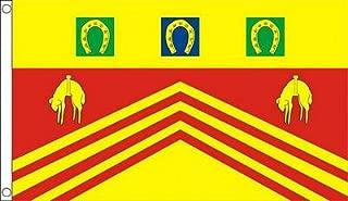 5' x 3' Gloucestershire Flag