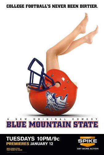 Blue Mountain State POSTER TV (2009) Style A 11 x 17 Inches - 28cm x 44cm