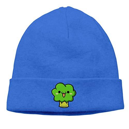 Broccoli Cute Unisex Fashion Herbst/Winter Hedging Caps Casual Cap Warme Hüte Für Männer & Frauen