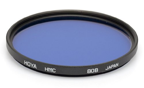 Hoya HMC KB 12 (80B) Filter 62mm