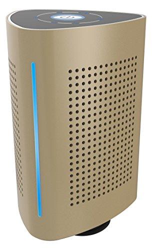 BSV-1136-G, Bluetooth Lautsprecher, 360° Sound, mit BT 4.0 und NFC, für Resonanzkörper, bis zu 3h Laufzeit, Gold, 36W