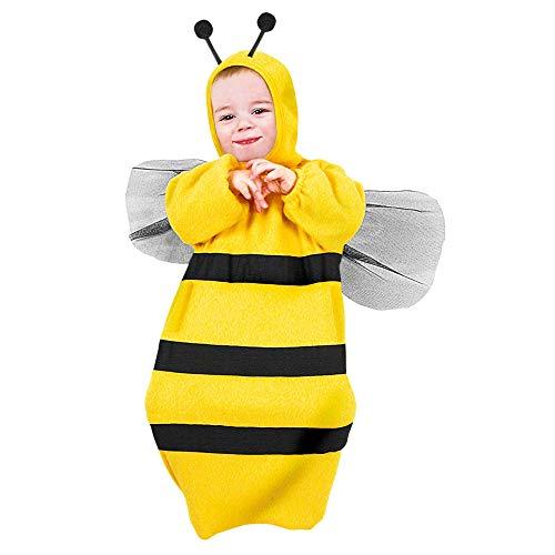 Costume Bambini Ape Taglia 0-9 Mesi