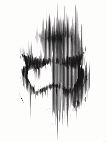 Consalnet 2786 Vea Star Wars Episode VII het kielzog van het Force fleece behang - 206 x 2 Panelen 275 cm