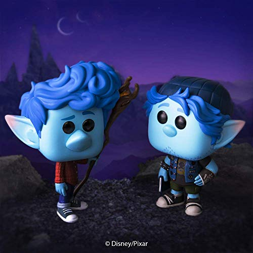 Funko- Pop Disney: Onward-Barley Lightfoot Figurina, Multicolore, 45583