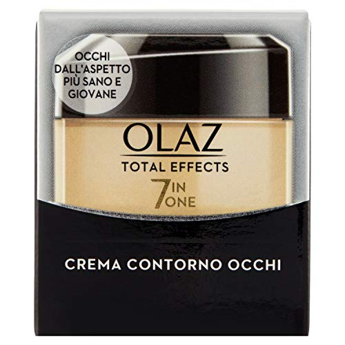 Olaz Total Effects Augencreme 7in1 Transforming, 60 g, 81671709