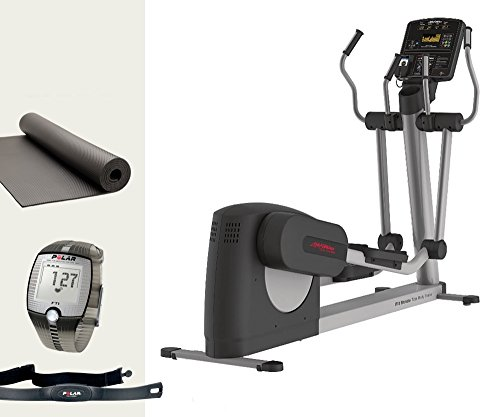 Life Fitness Crosstrainer CSXH - Club Series - inkl. FT1 Polar Pulsuhr und Brustgurt
