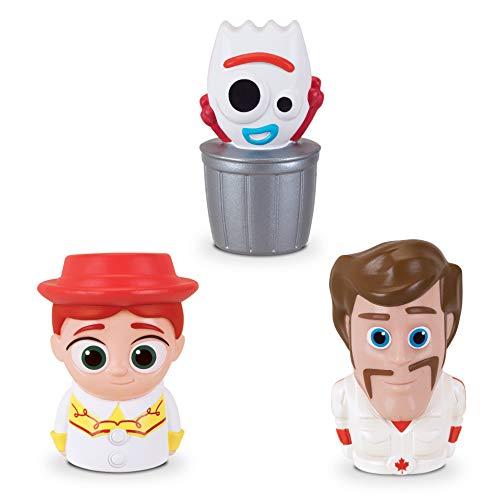 Toy Story Disney Pixar 4 Finger Puppets - 3 Pack - Jessie, Forky