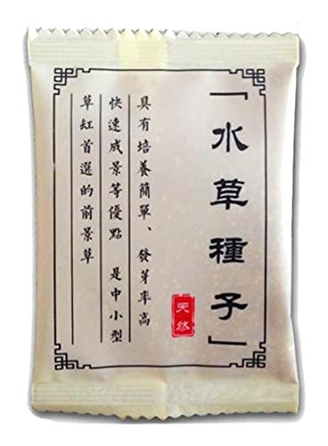 水草の種 3種類 3袋セット パールグラス系(小双葉) loveグラス(ハート葉) ヘアーグラス 種から育てる水草の種 育成簡単 水草の絨毯 アクアリウム 前景草