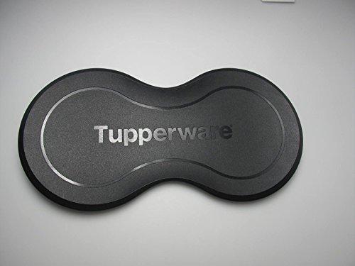 TUPPERWARE Griffbereit Ablage schwarz für Kochlöffel Löffel kochen rühren