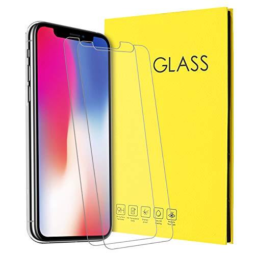 【2枚セット】【AGC日本製ガラス】iPhone 11 Pro Max ガラスフィルム 強化ガラス 液晶保護 飛散防止 指紋防止 硬度9H 2.5Dラウンドエッジ加工 アイフォン11プロマックス iPhone11ProMax