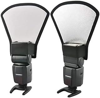Flash diffuser softbox silver/white reflector for Canon Nikon Pentax Yongnuo