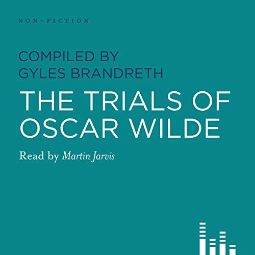 The Trials of Oscar Wilde cover art