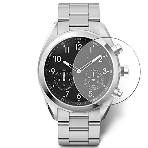 Vaxson 3 Unidades Protector de Pantalla, compatible con Kronaby Sekel Apex Smartwatch (43mm) [No Vidrio Templado] TPU Película Protectora Reloj Inteligente Film Guard Nueva Versión
