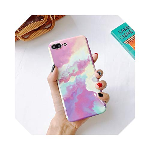 Phonecase - Carcasa para iPhone 11 Pro Max X XR XS Max 6 6S 7 8 Plus 5 5s SE 2021 con cristal templado 30 para iPhone 6S