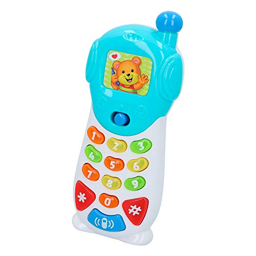 winfun - Teléfono con luces y sonidos (46310) , color/modelo surtido