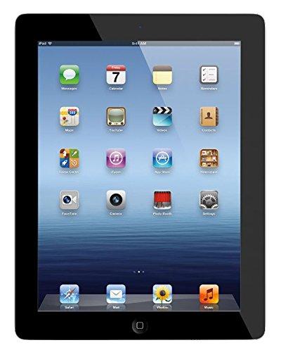 Apple iPad MC706LL/A (32GB, Wi-Fi, Black) 3rd Generation - Tablet with Skin (Refurbished)
