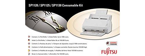 FUJITSU Consumable Kit 3708-100K für SP-1120 SP-1125 SP-1130